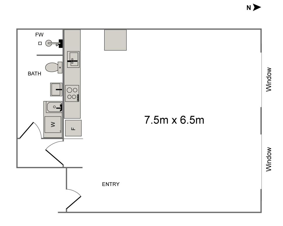 photography-studio-northcote-floor-plan