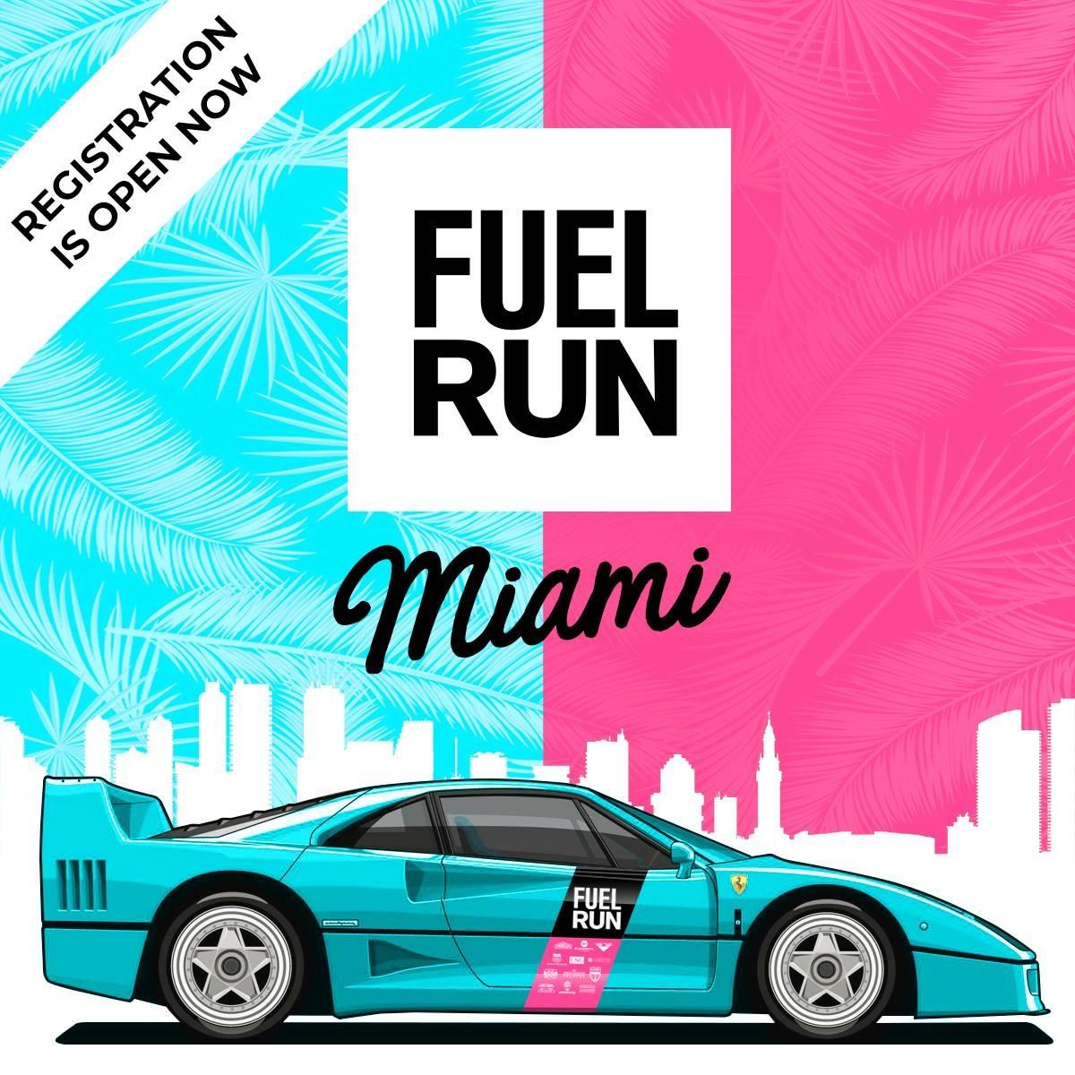 Fuel Run Ferrari