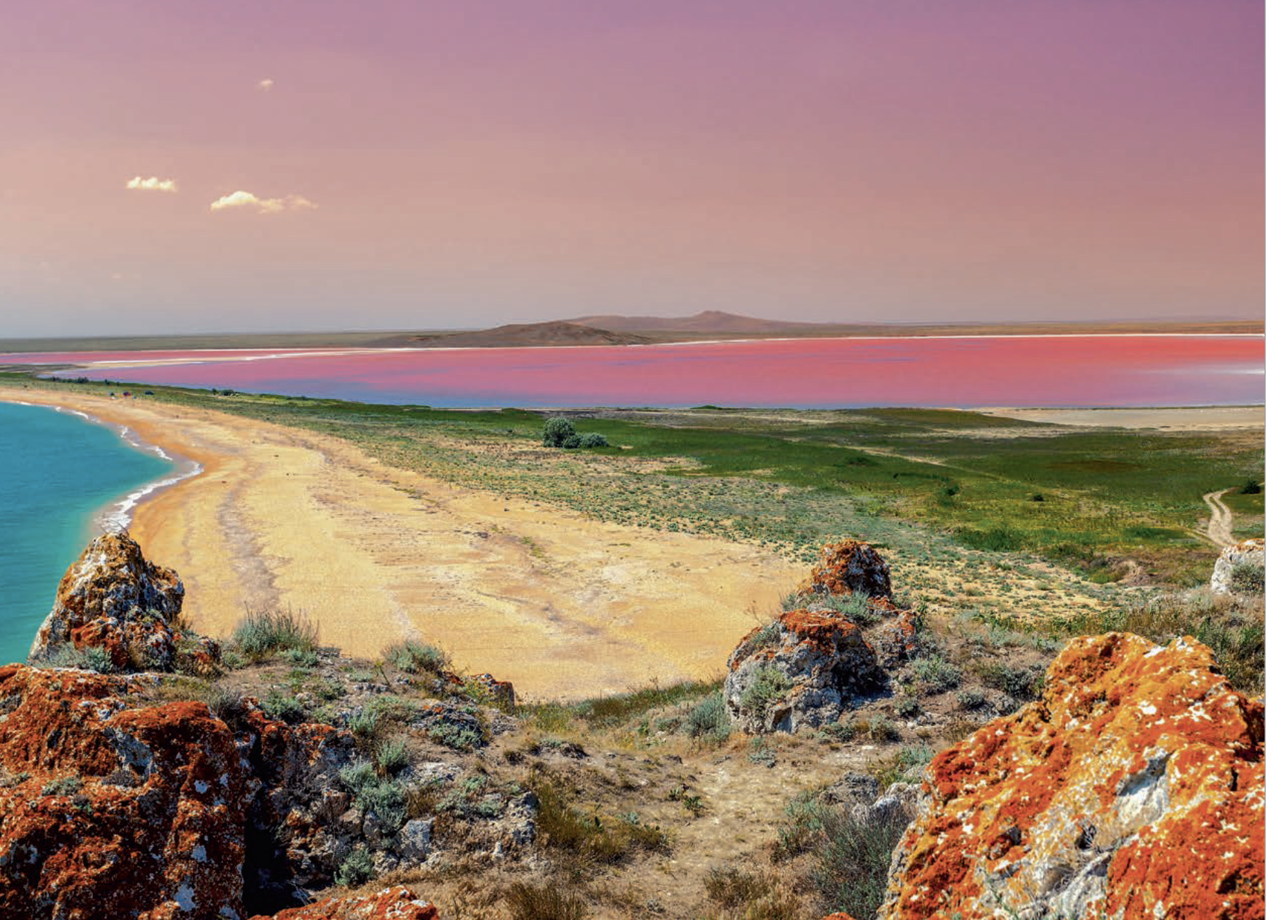 The behaviours of Australia's vast land would be better understood should plans for a downward-looking telescope come to pass. Image:  National Mining Chronicle .