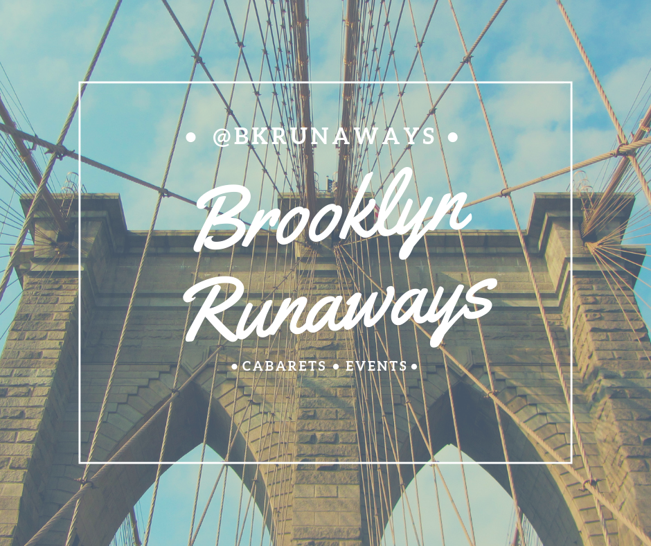 Brooklyn Runaways produces cabarets and live events for a modern audience. - Founded in 2018 by Melissa David and Brandon Pape, two New York City transplants who recently arrived in Melbourne and hope to continue pursuing their love of nurturing fresh voices in the performance community.