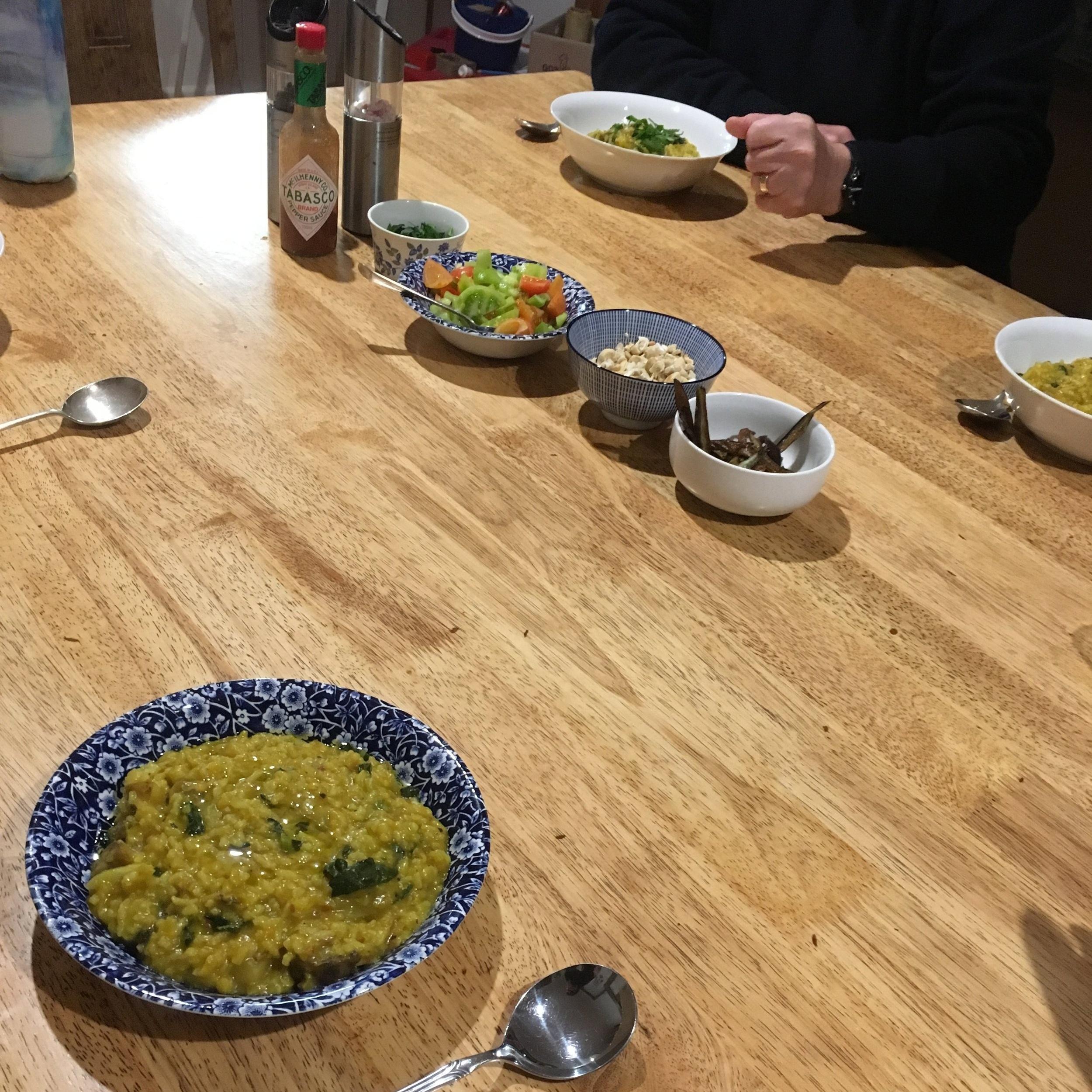 kitchari on the table.JPG