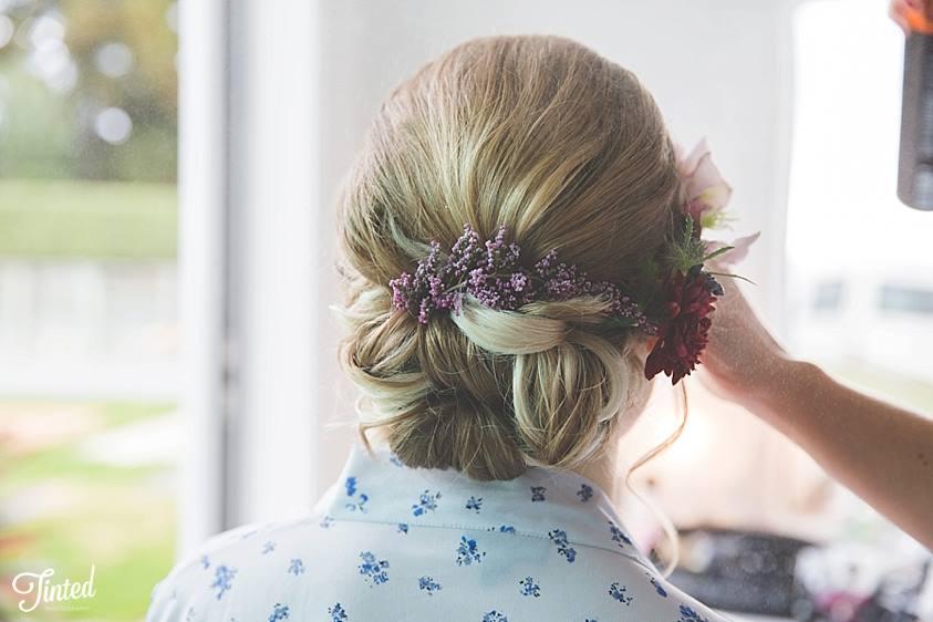 Adora Bridal Hair