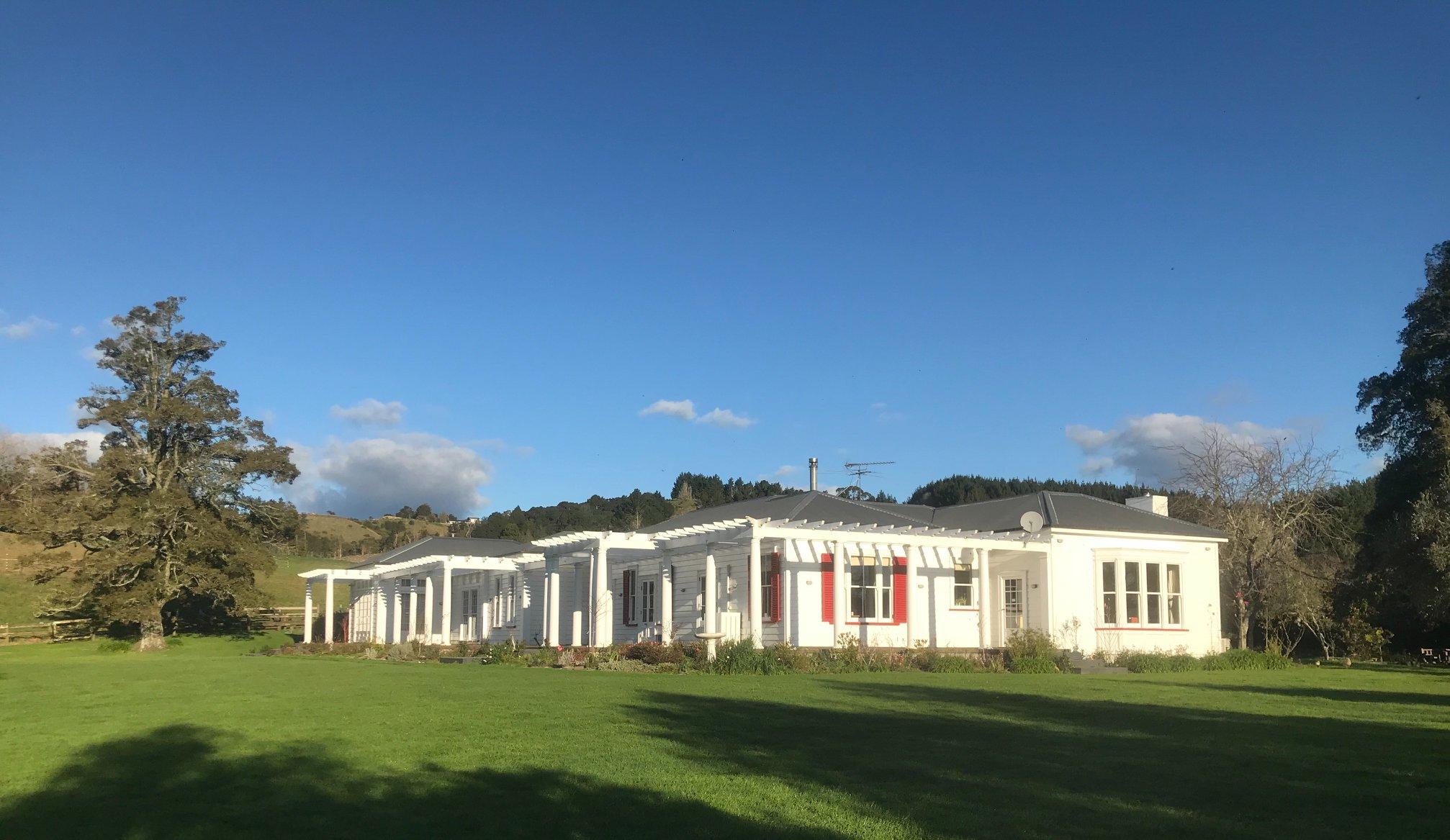 The Country Farmhouse