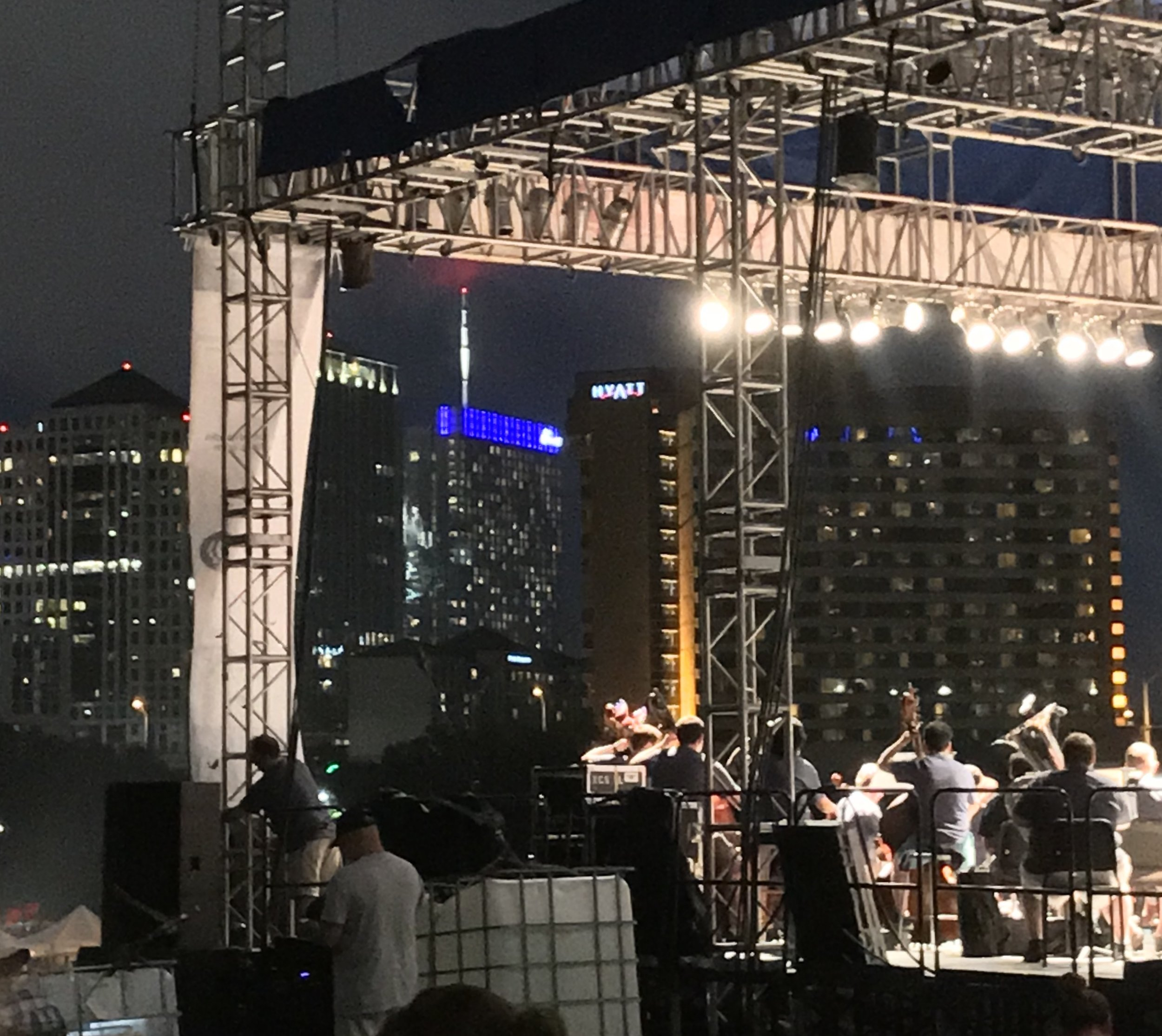 Fourth of July with the Austin Symphony, 2018