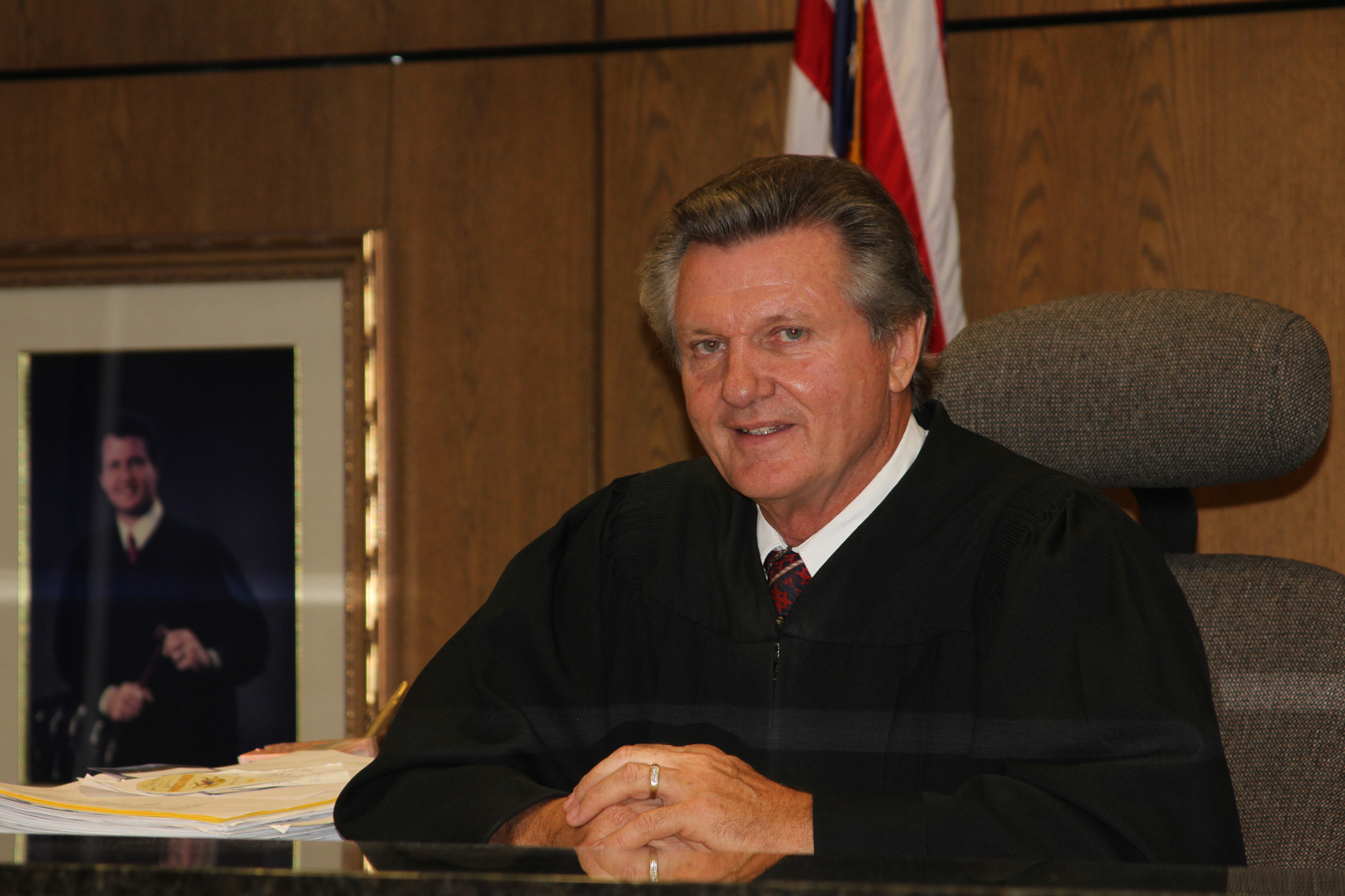 Judge George Risner - Pasadena, Texas