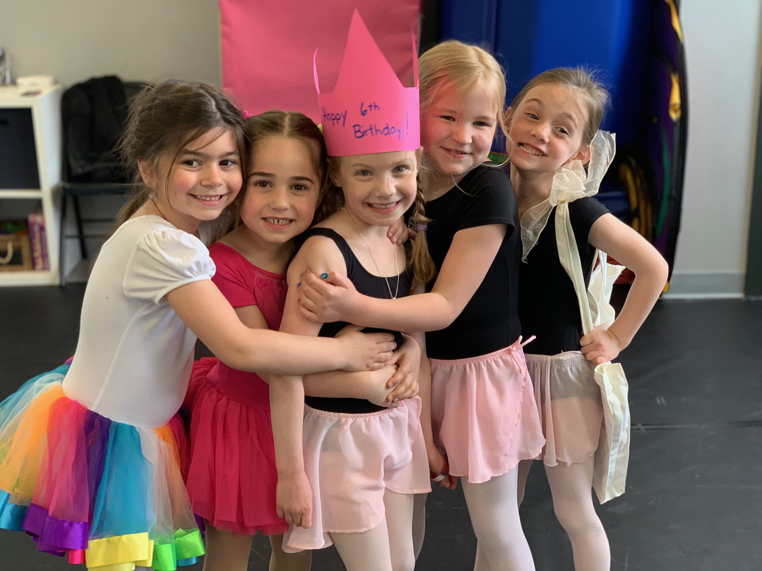 Your party includes: - Studio space for 2 hours60-75 minutes with a qualified MDA instructorRemaining time allotted for cake, gifts, etc.We provide the paper goods, and take care of the clean upOptional arts & crafts fun!