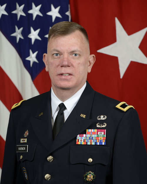 Gen. Garrick Harmon