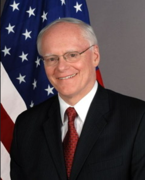 Amb. James Jeffrey