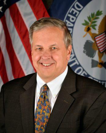Amb. Ian Kelly