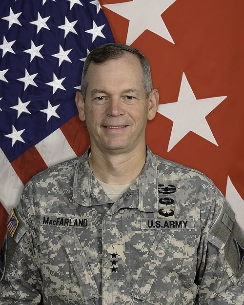 Gen. Sean MacFarland