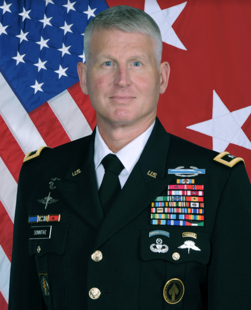 Gen. Kurt Sonntag
