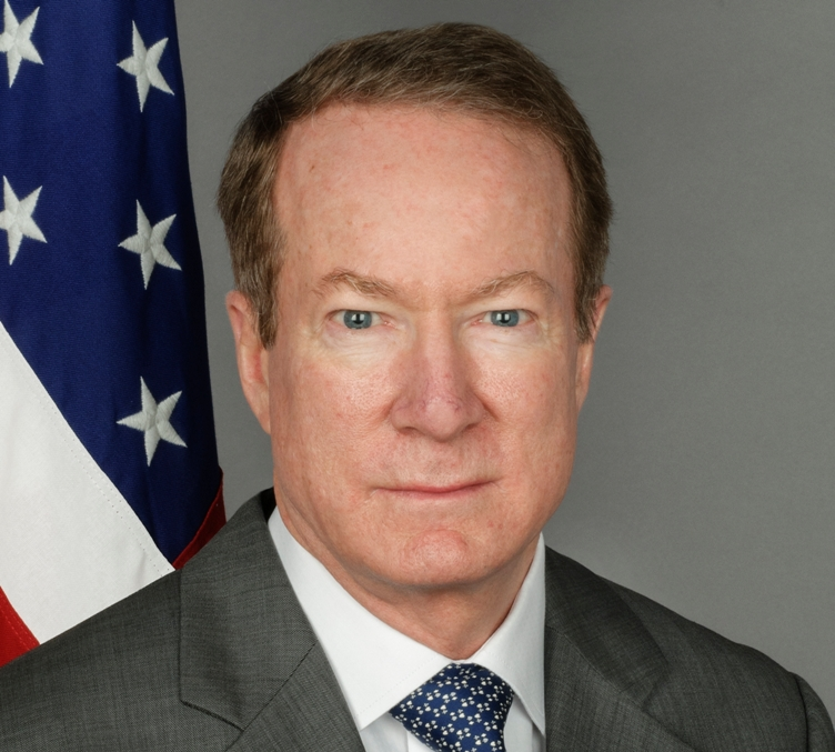Amb. William Brownfield