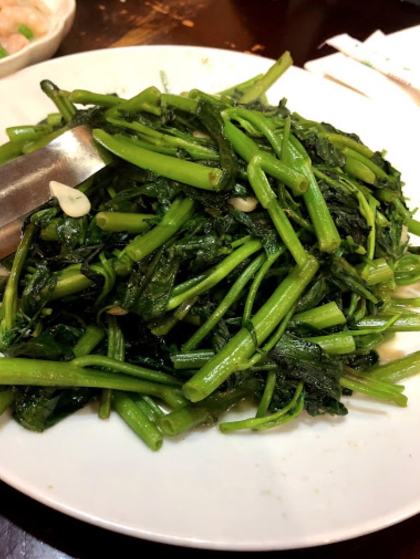 Kong Xin Cai 空心菜 (Ong choy)
