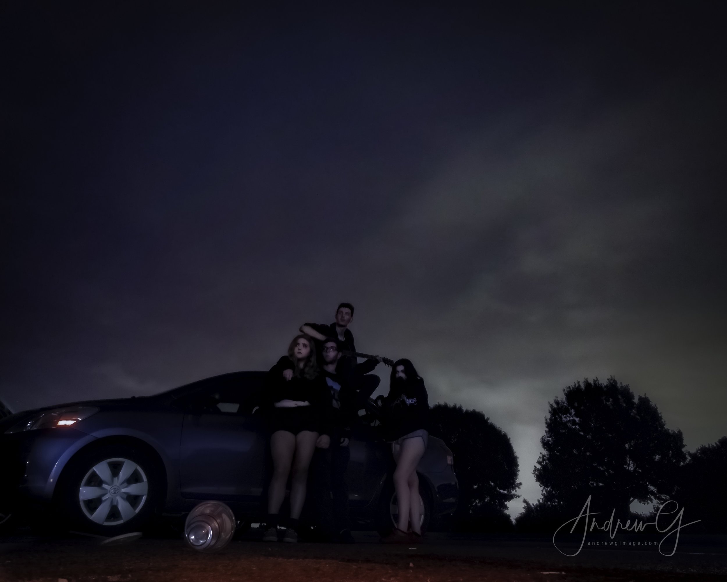 friends together 02 | stormy night sky | Lake O | OK | ANDREW G 2018 | 4x5 | post ready.jpg