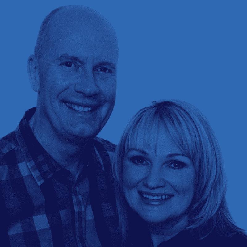 Rob and Christie Buckingham - Senior Ministers   Bayside Church