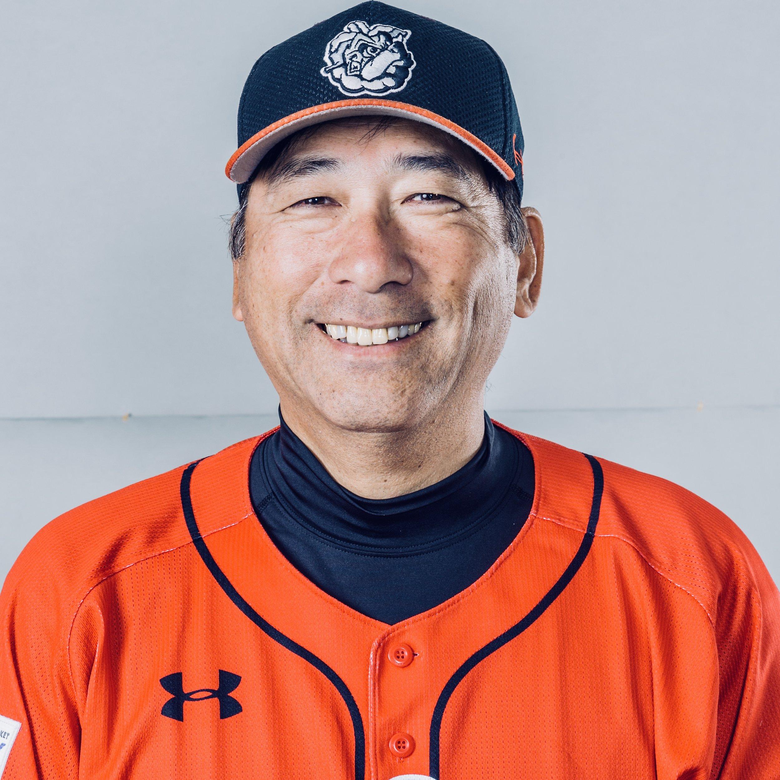 Head Coach  Norihiro Komada