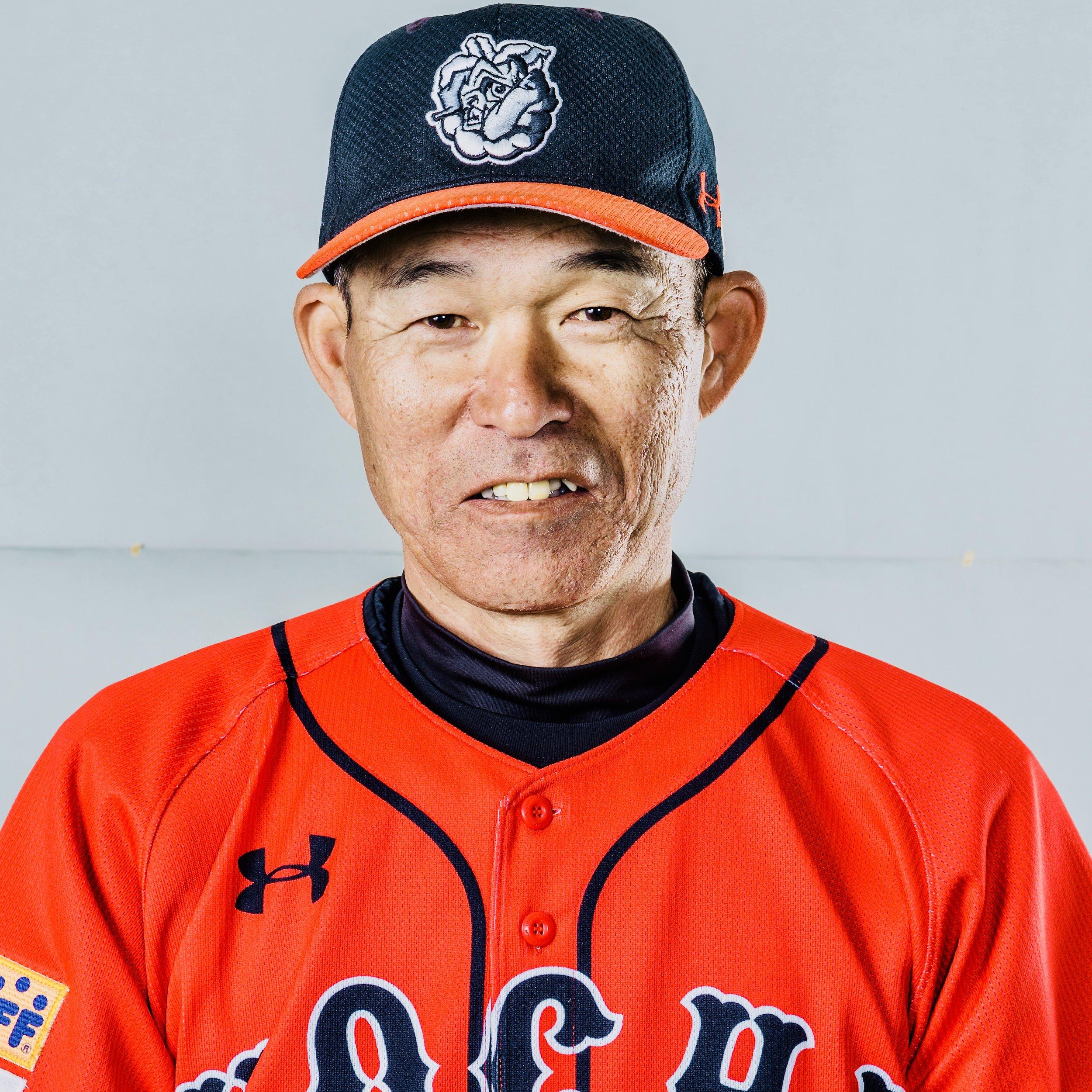 Fielding coach  Yoshihiro Yamagoshi