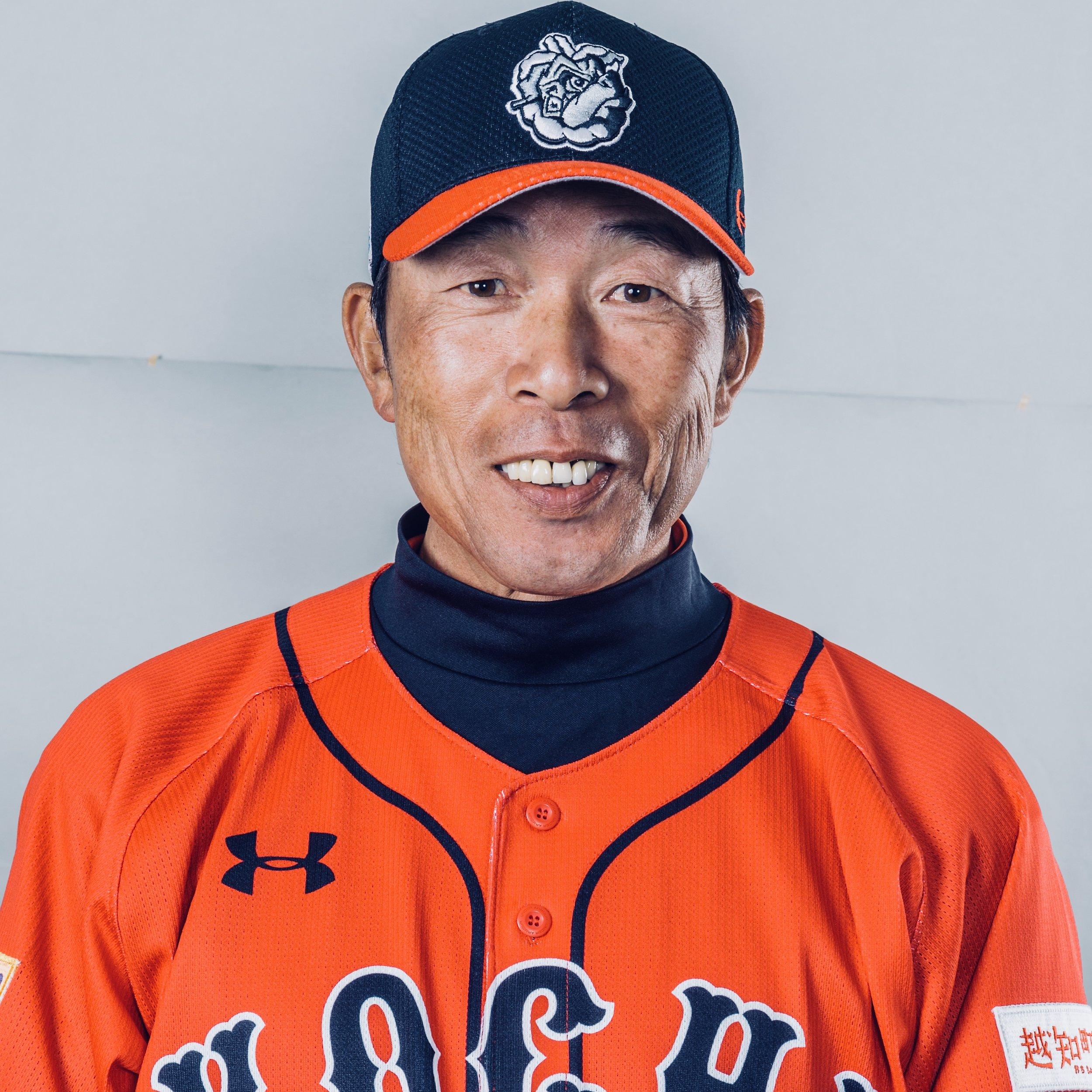 Pitching Coach  Toyohiko Yoshida