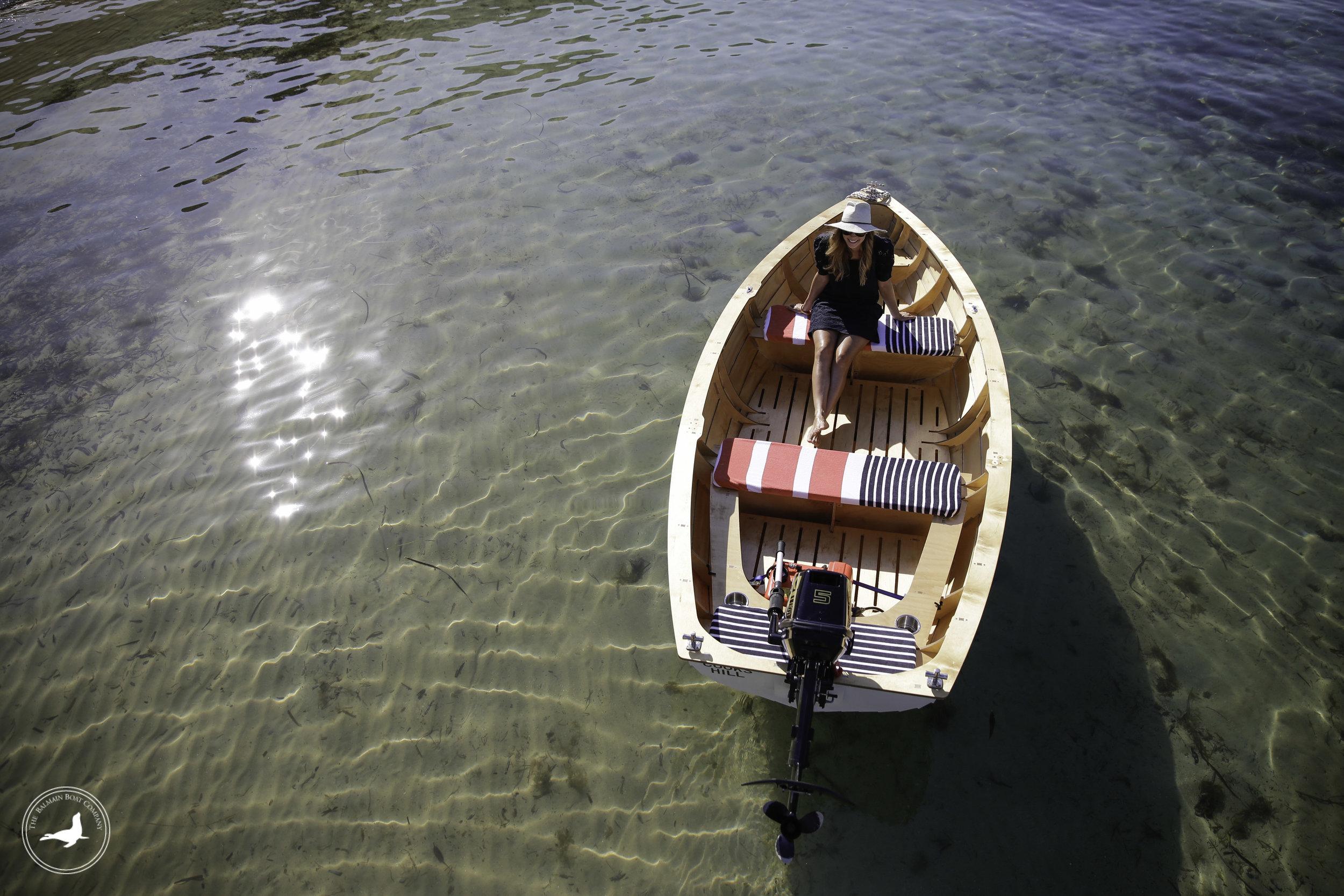 Pilot Boat Kit -