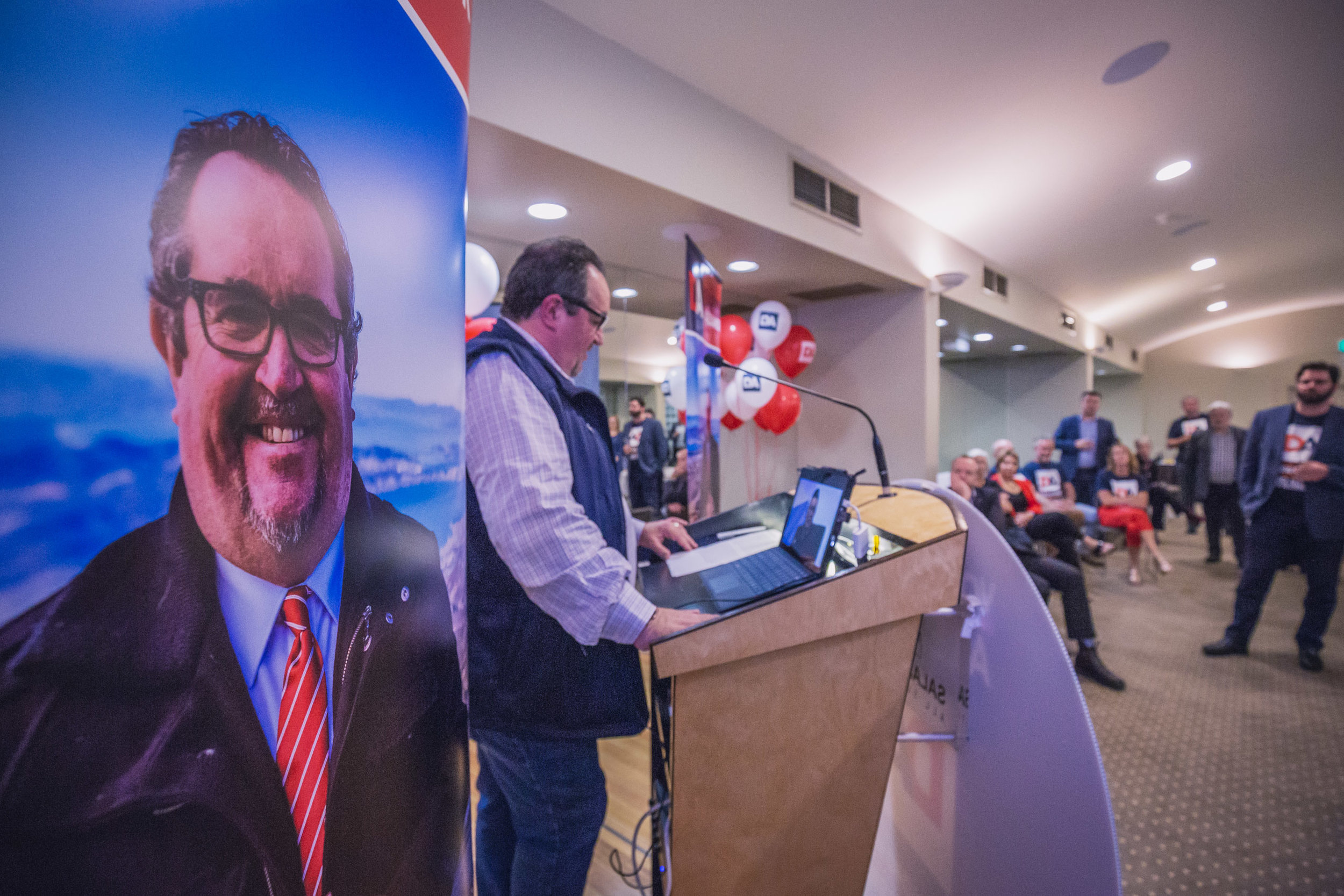 Hobart needs common sense leadership: see what the leaders and innovators in our community are saying about Darren Alexander, 2018 Candidate for Lord Mayor of Hobart.