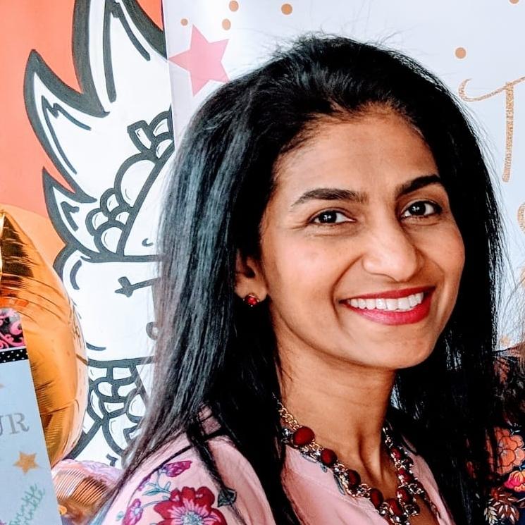 Aruna Mundra - Treasurer