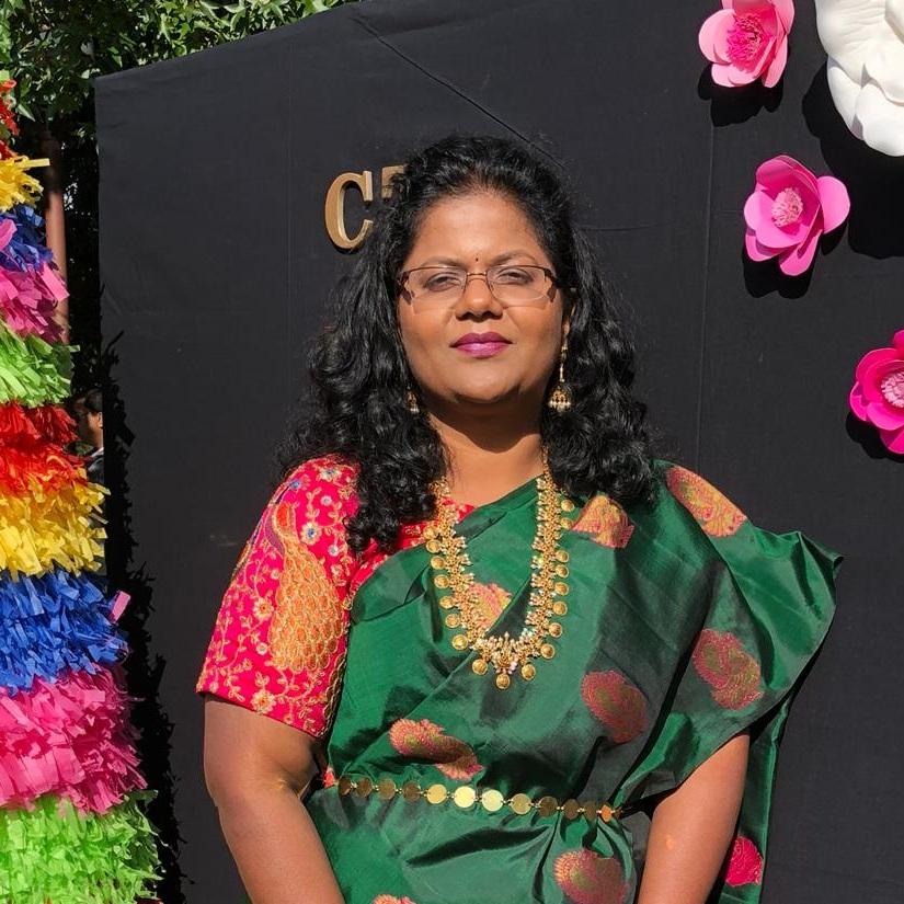 Haritha Lingichetty - General Secretary