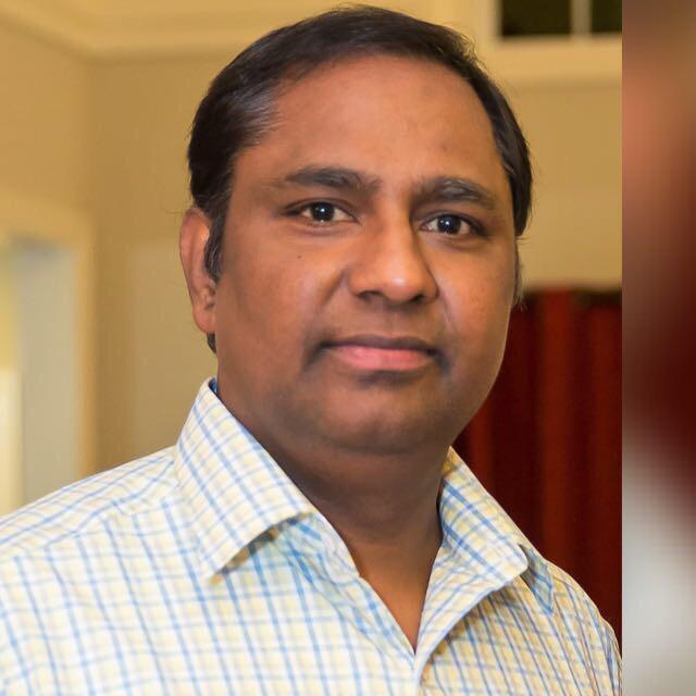 Sriram Menneni - Volunteer Chair