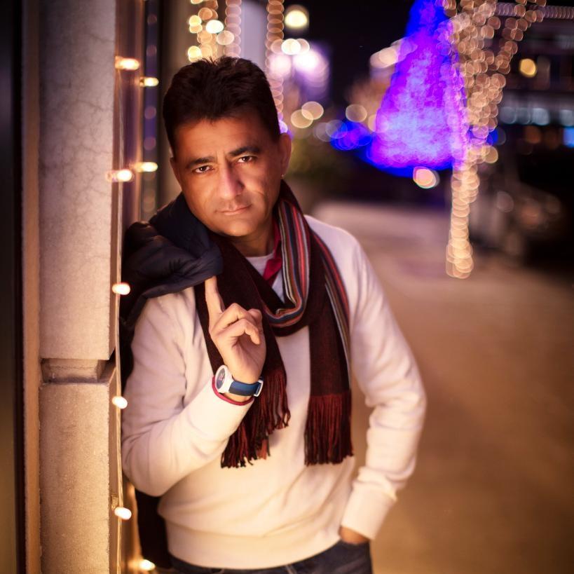 Munish Aarya - Volunteer Co-Chair