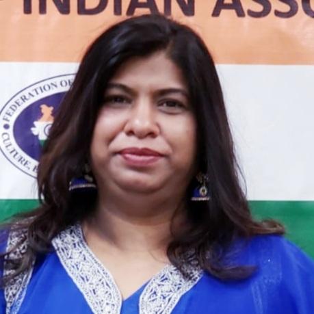 Sonia Jain - Community Co-Chair
