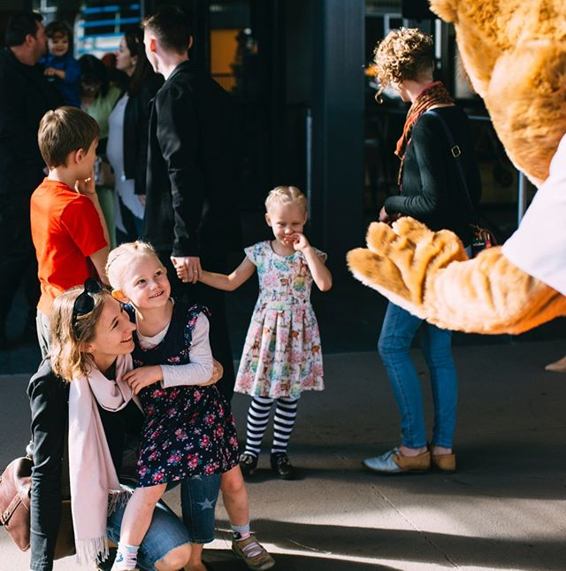 Happy Family Fun Day! Grab the family, and we'll see you soon for an amazing day as we finish up our King's Speech series and celebrate all of the incredible families that call our church home! #hopecentre