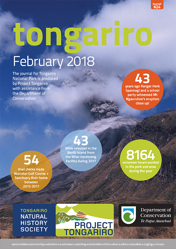 Tongariro Journals  Check out the Tongariro Journals Library - 1999 to 2018 Journals online now.