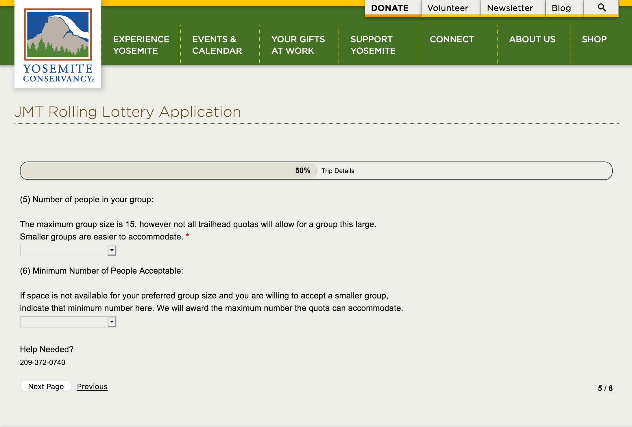John Muir Trail Lottery 5.png