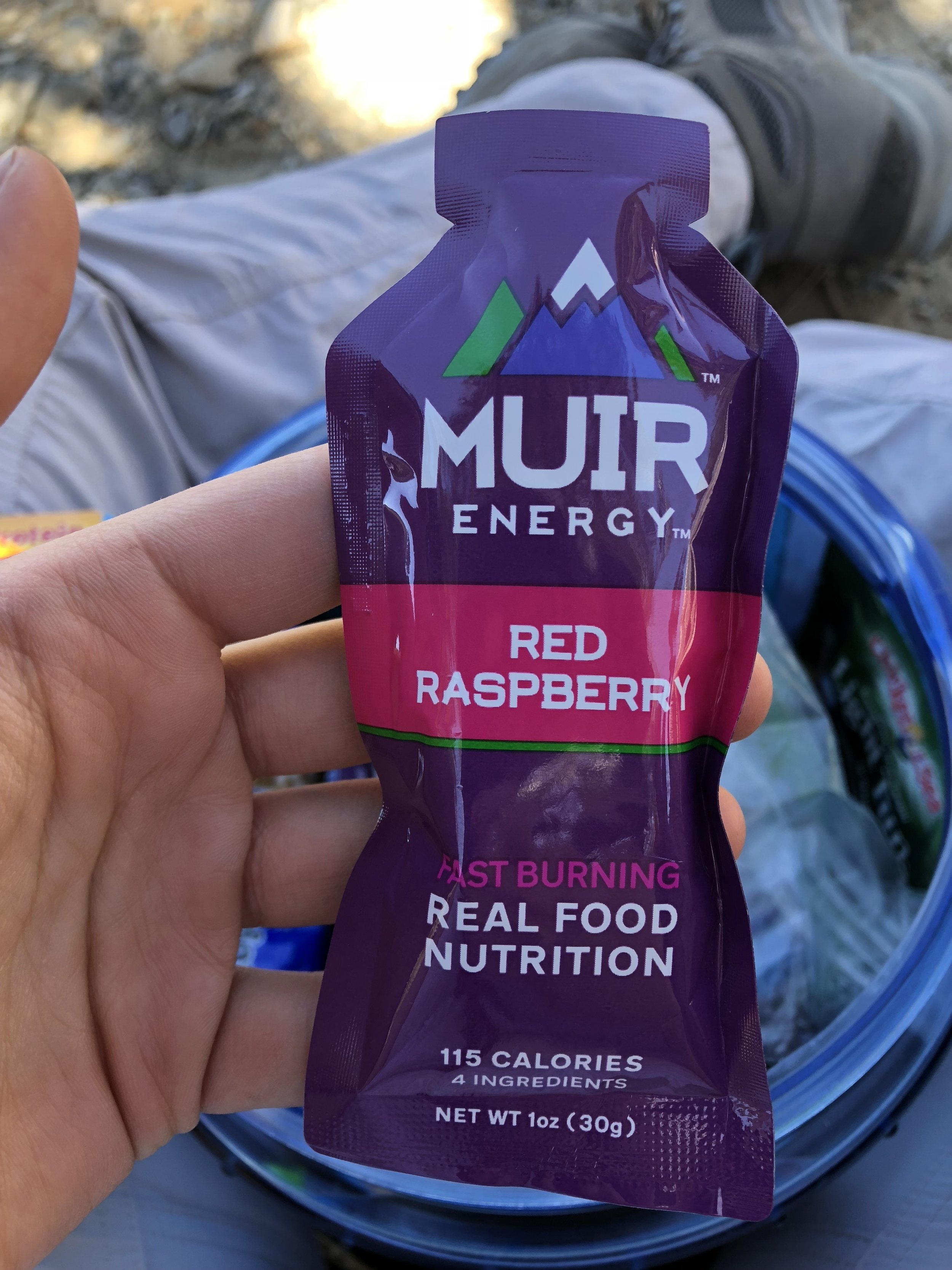 Muir Energy jam packet
