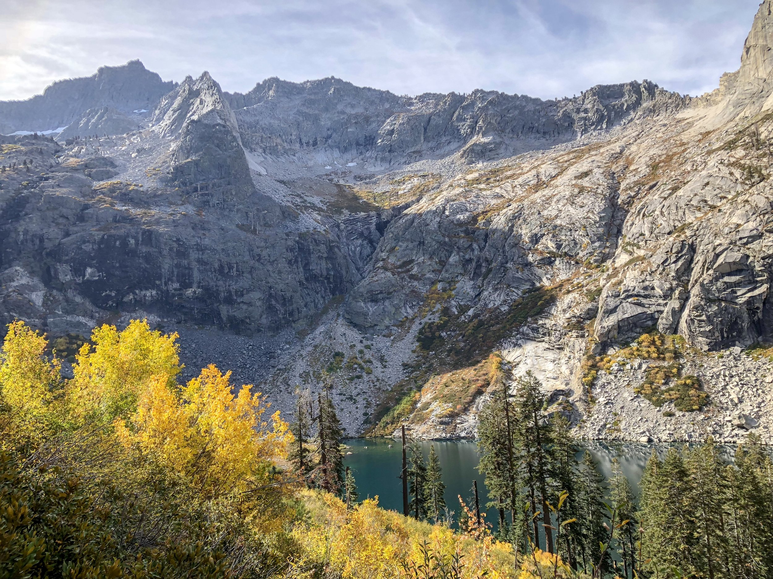 High Sierra Trail -
