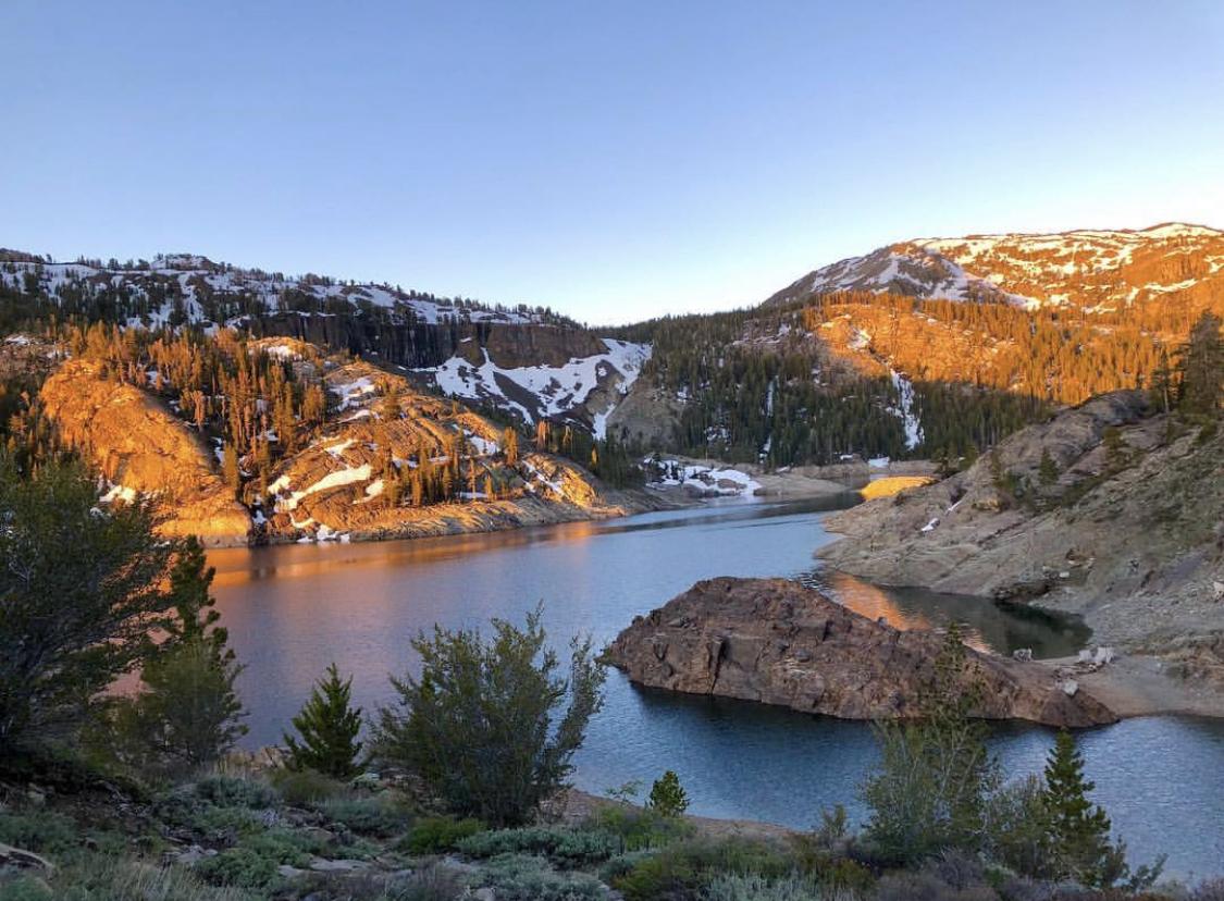 John Muir Trail -