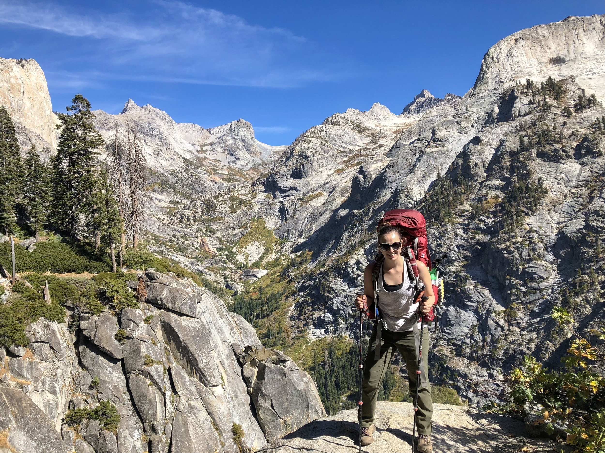 Backpacking 101 -