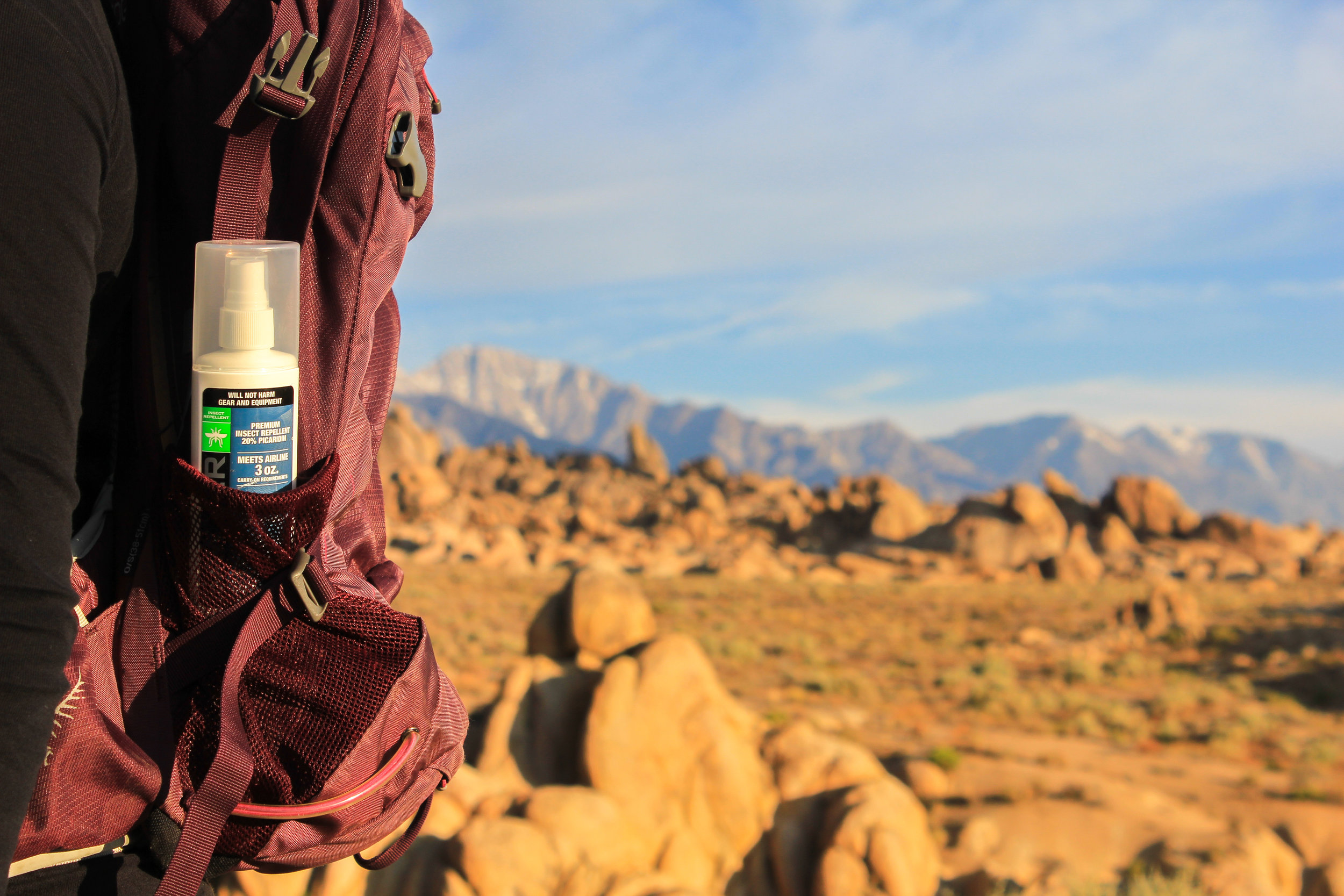 Sawyer's Picaridin Insect Repellent