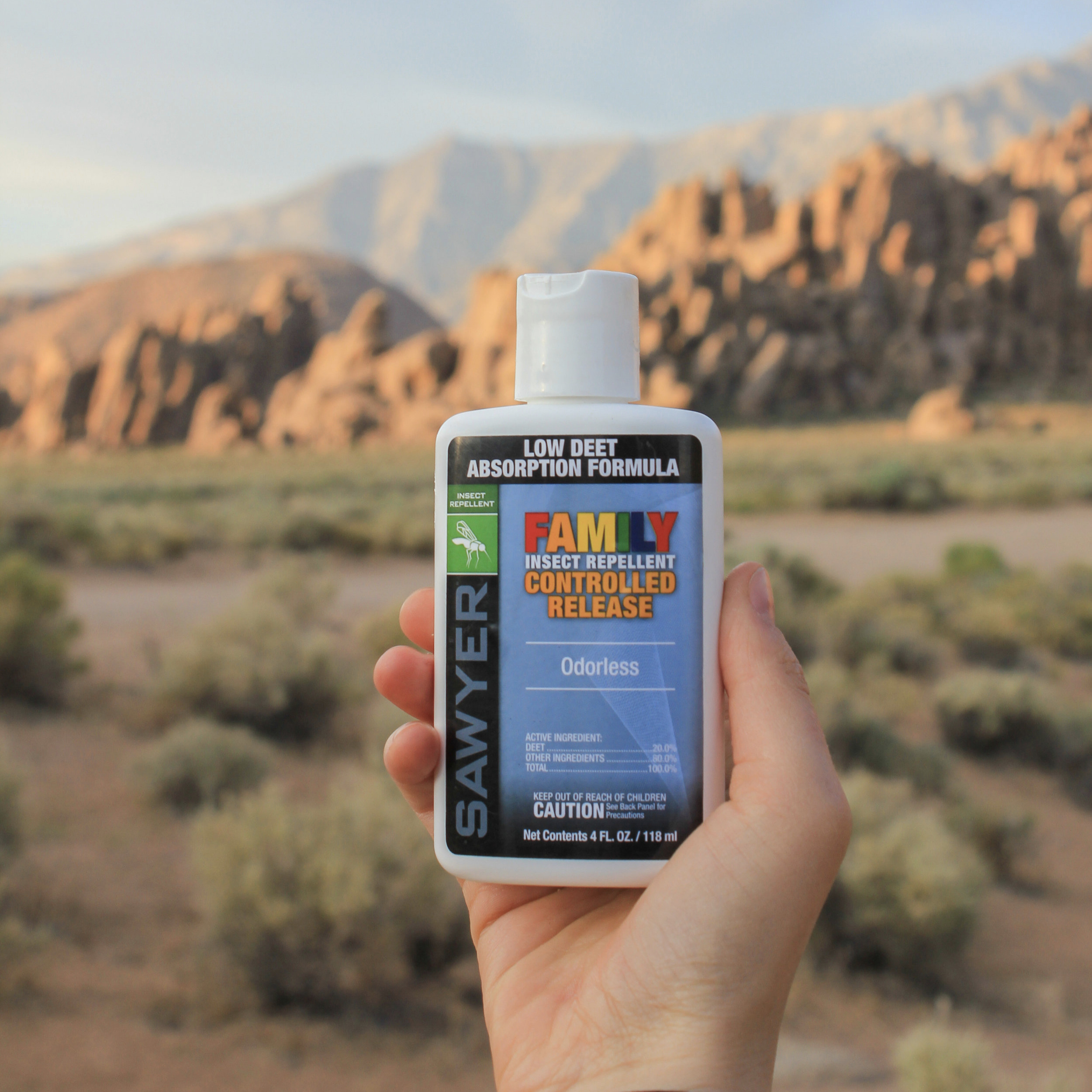 Sawyer's Controlled Release Insect Repellent