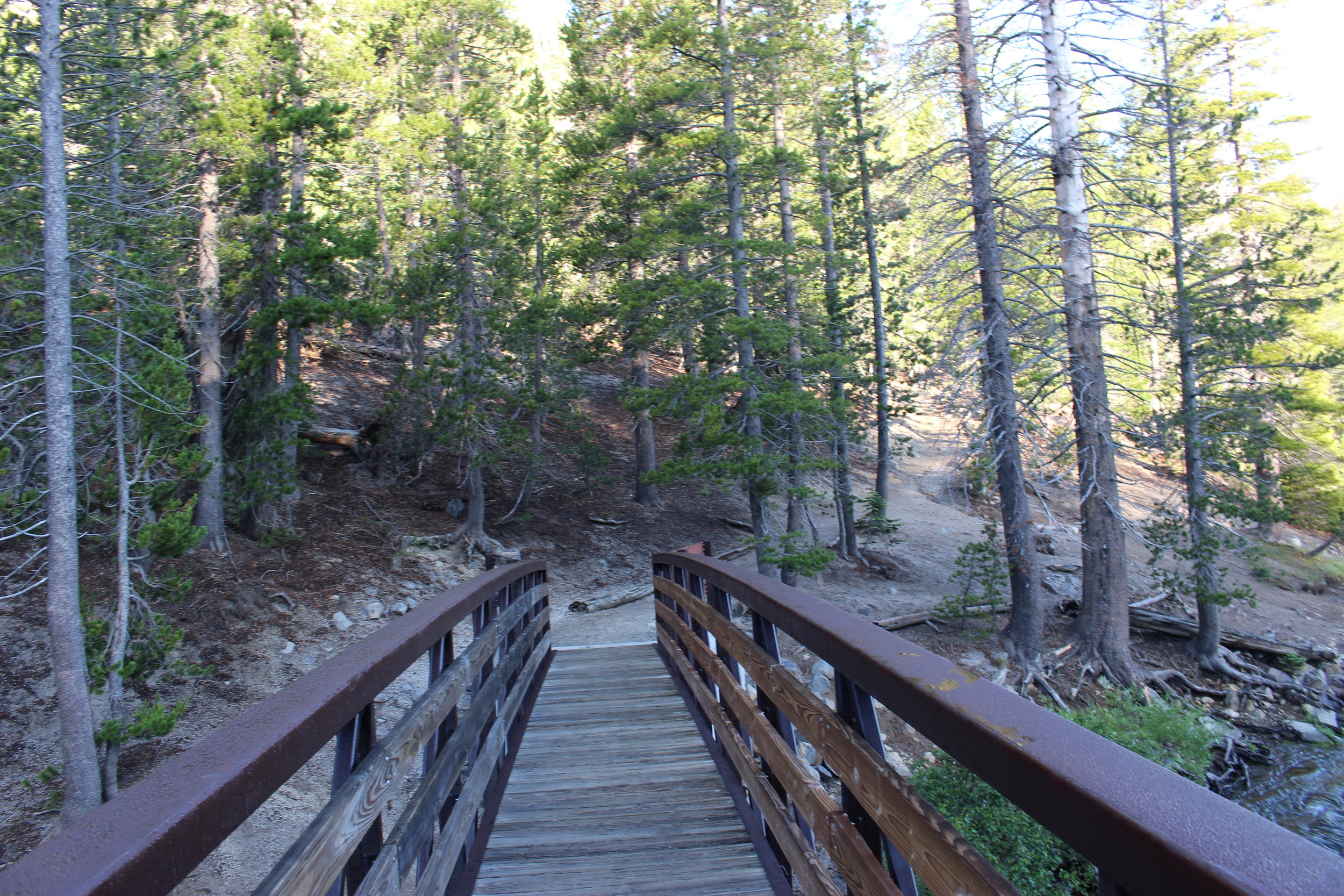 hike to Minaret Lake