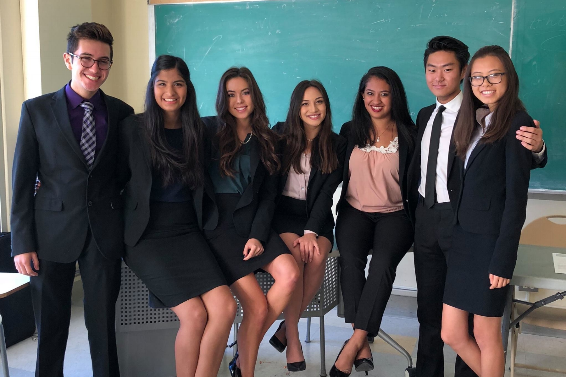 AAMTI IV (11/4 - 11/5) - This weekend, we hosted our 4th annual Average American Mock Trial Invitational. Thank you to everyone who attended - we hope your weekend was exceedingly average! Our two Cal teams earned 5th and 8th places, with records of 6-2 and 5-3 respectively. Go Bears! Special congratulations to...Justin Tsung, Outstanding Witness with 16/20 ranksJenny Jang, Outstanding Attorney with 20/20 ranksThank you to our program for helping to run our 4th fall invitational!