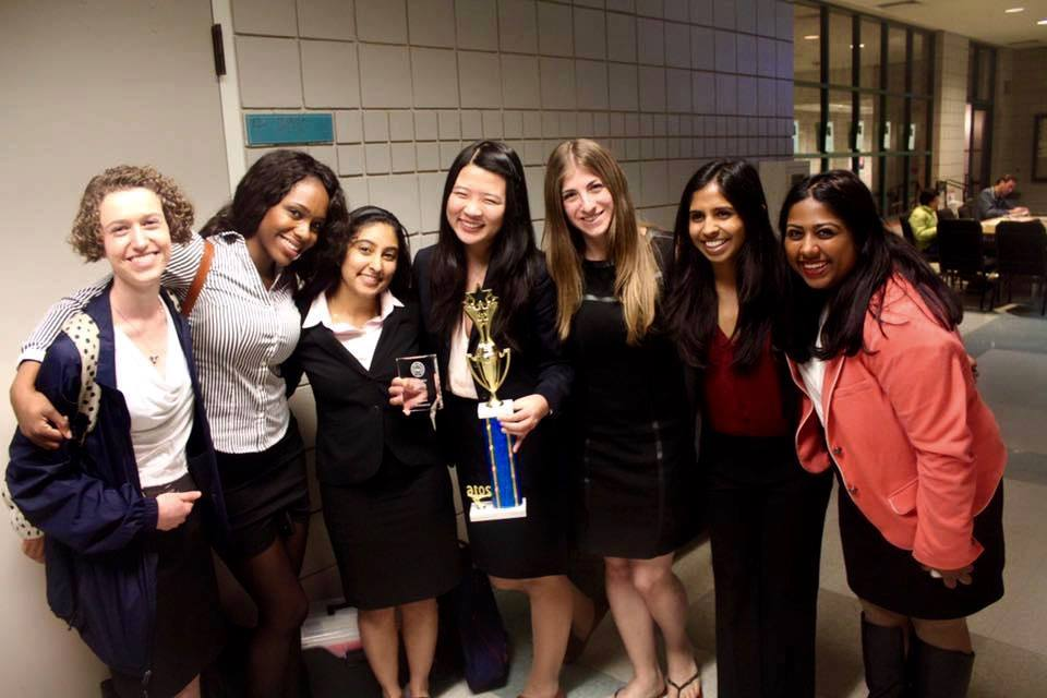 Fresno Regionals (2/13 - 2/14) - Cal Mock Trial also sent two teams to Fresno this weekend! Teams 1506 and 1505 took home 1st AND 3rd place bids respectively, with records of 7-1. Looking forward to competing at the Santa Monica ORCS next month!! Congratulations to...Edie Sussman, All-Region Witness with 17/20 ranksGeorge Laiolo, All-Region Witness with 16/20 ranks on the prosecution and 16/20 ranks on the defenseKevin Gu, All-Region Attorney with 15/20 ranks on the prosecution and 17/20 ranks on the defenseSander Lutz, All-Region Attorney with 16/20 ranks on the prosecution and 18/20 ranks on the defenseKione Wong, All-Region Attorney with 18/20 ranks on the prosecution and 18/20 ranks on the defense!