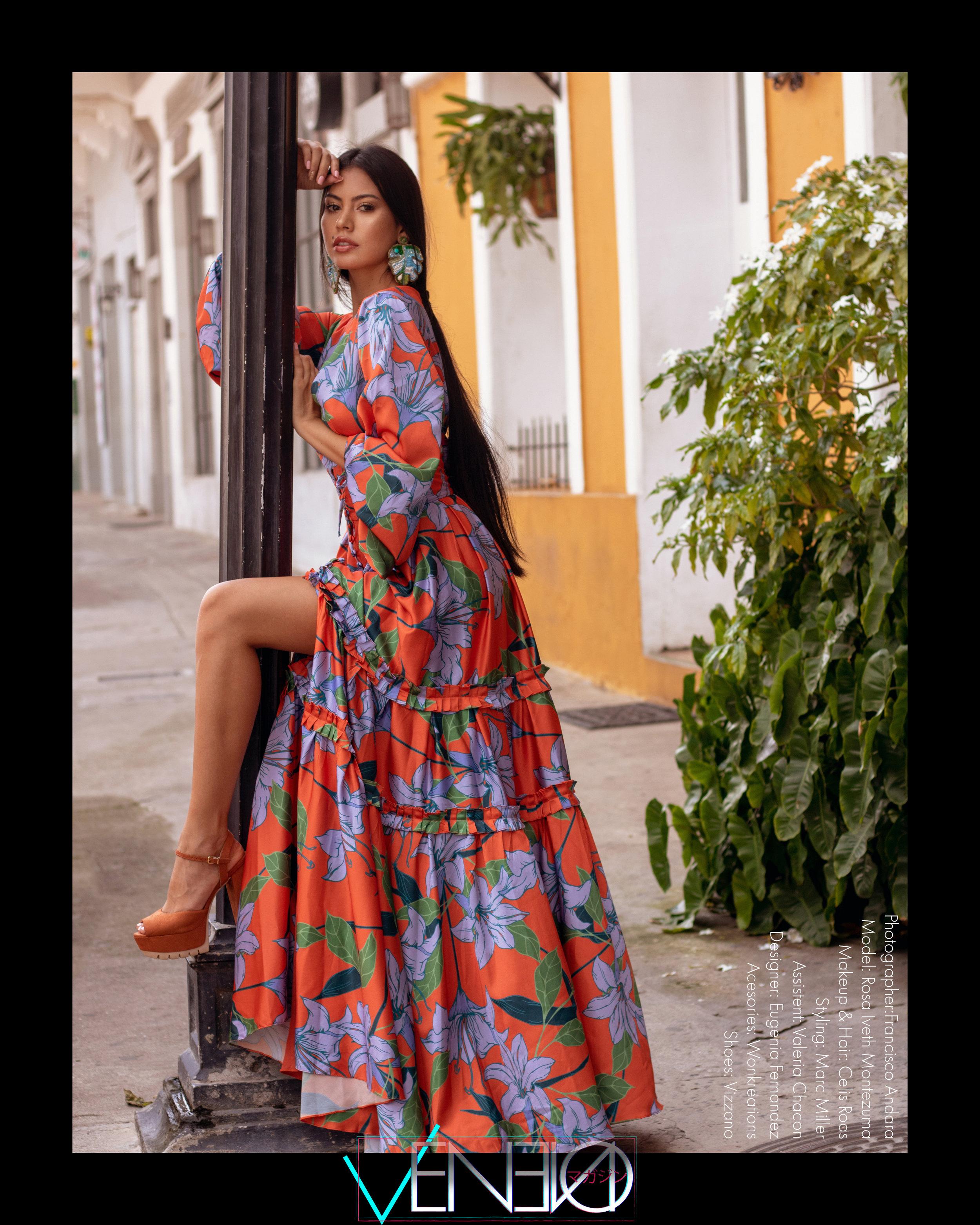 Dress: Glory Ang Atelier  @gloryangatelier  Accessories: Wonkreations  @wonkreations  Shoes: Vizzano  @vizzano_oficial