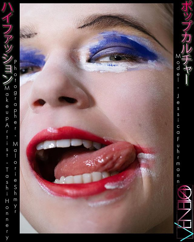Photographer -  Malorie Shmyr /  @malorieshmyr  Makeup Artist - Tashi Honnery /  @tashijusttashi  Model -  Jessica Fuhrmann /  @veggiejessonthego #beauty #makeup #tokyo #fashion #beautiful  #makeupartist #lips #beautiful #makeuplover #beautygirl #beautybox #beautyphotographer #fashionphotographer  #editorialmakeup #fashioneditorial #model #retouching #fashionmagazine #creativemakeup #modellife #fashionart #beautyeditorial  #femaleempowerment #emotions #nyfw #lafw #lfw #pfw