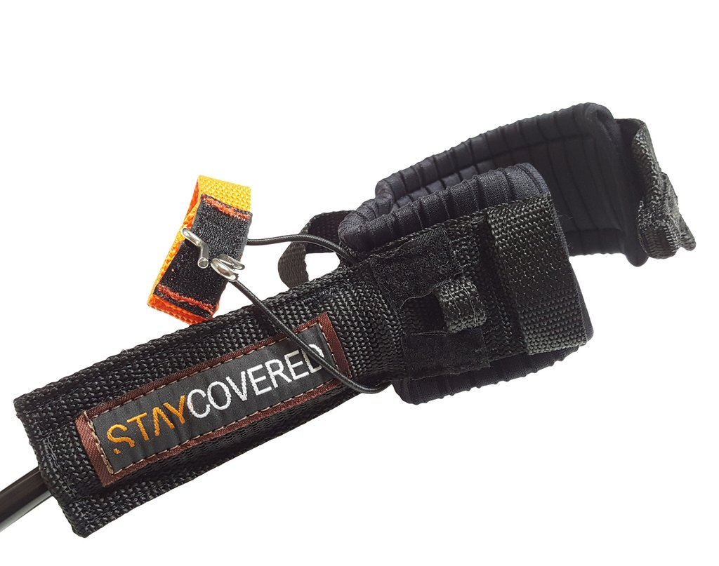 """""""This is the strongest leash we have ever made."""" - .400 XXL Big Wave with Quick Release"""