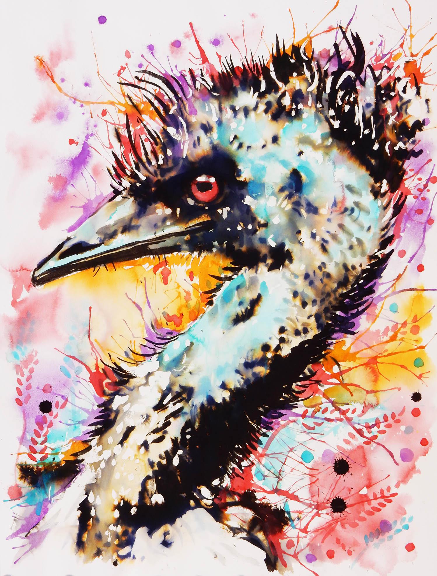 Expressive Emu