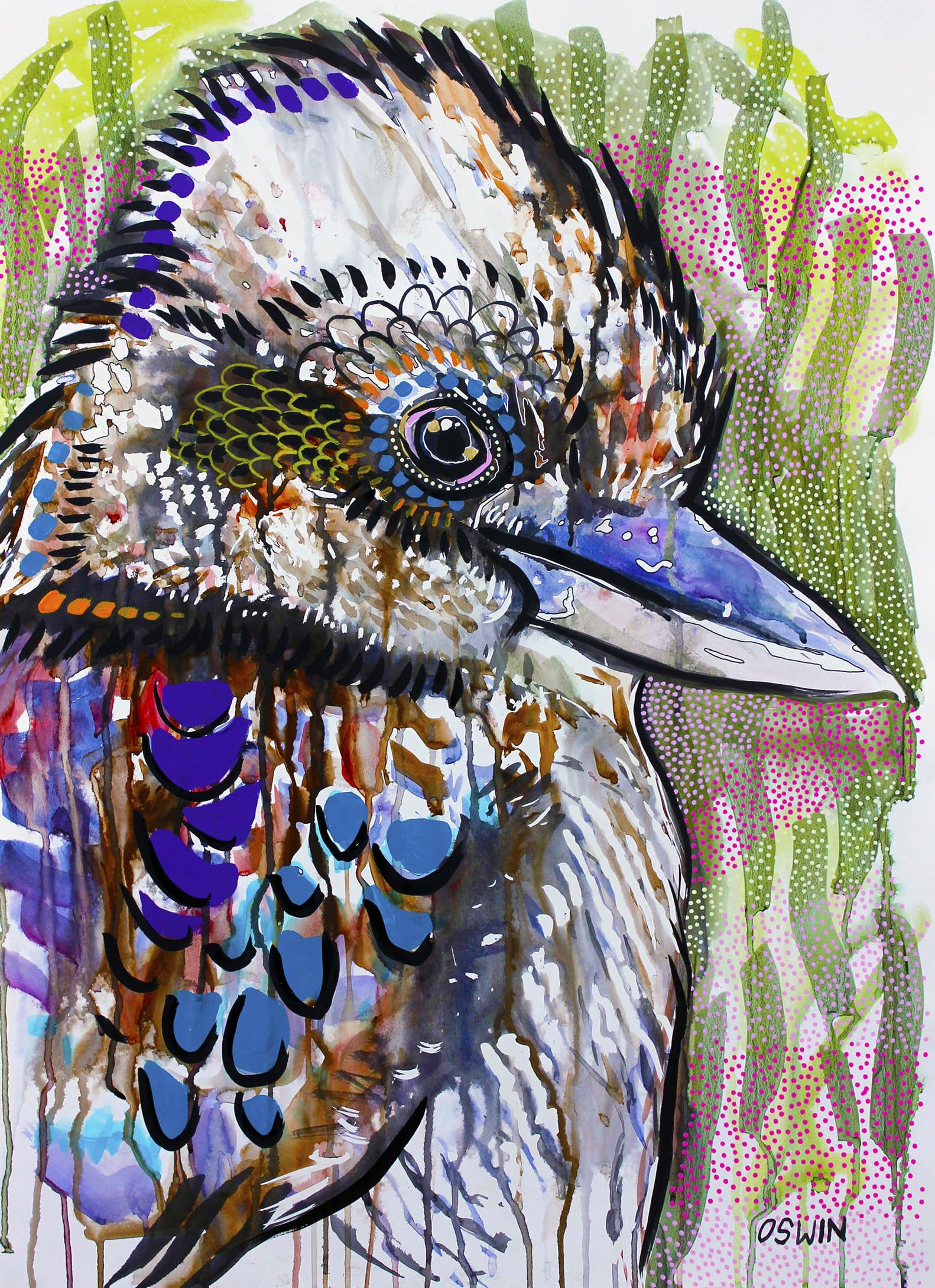 Decorative Kookaburra