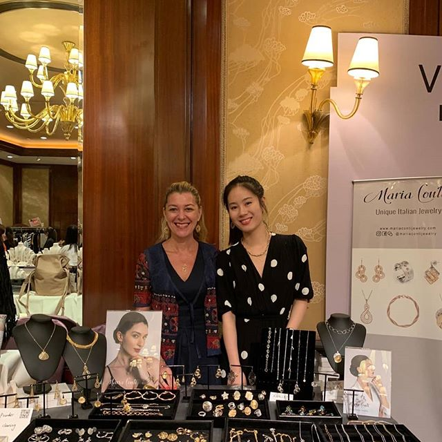 Prestige Summer Gift Fair! Happening now! #summer #happyshopping #whatwomenwant #italianjewelry