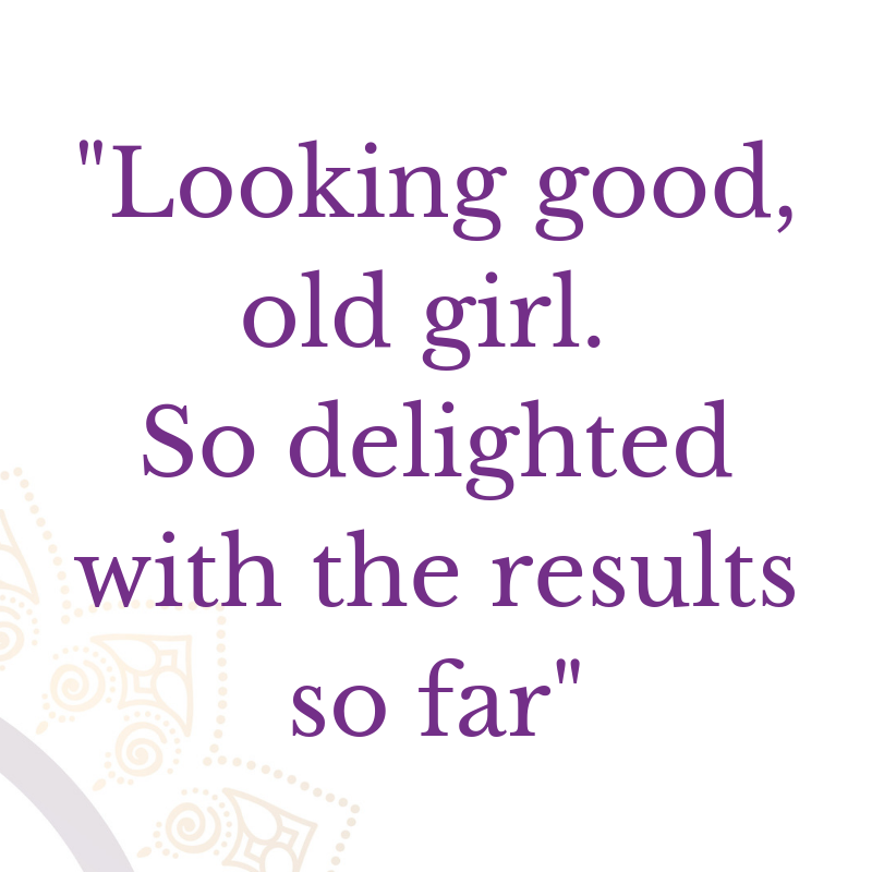 Results driven: bespoke to you - Getting the right advice on scientifically proven products is essential if you want to really change your skin.