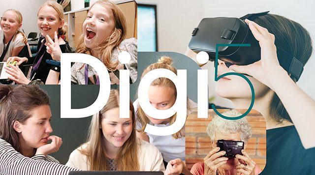 Den 16/11 öppnar @noxacademy och @datatjej upp dörrarna till Digi5, ett event för tjejer, kvinnor och icke-binära i alla åldrar som är nyfikna på teknik och programmering👭 Under en heldag på Epicenter kommer det att finnas möjlighet att inspireras av kvinnliga förebilder inom tech och med hjälp av våra fantastiska partners chans att testa på olika sätt att skapa med teknik 🙋♀️⭐️ Läs mer och anmäl dig på ➡️ Digi5.se