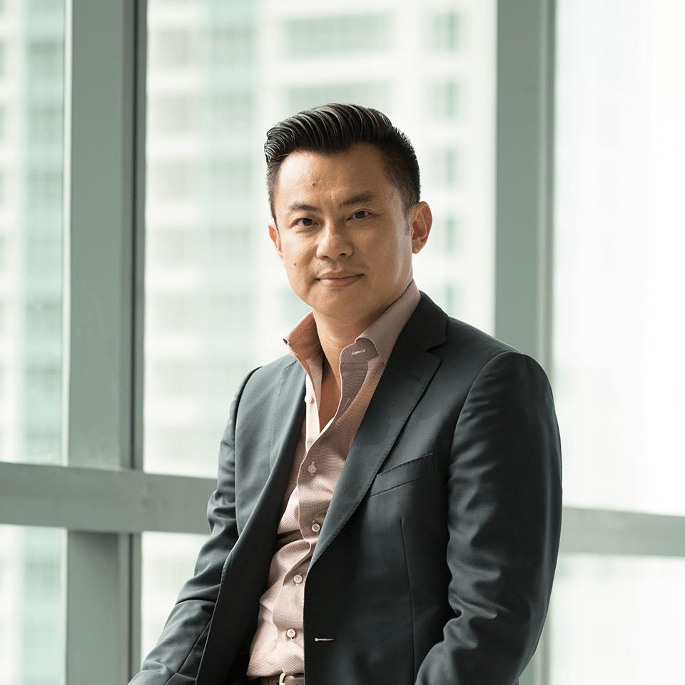Rudy Ramawy  – Managing Partner